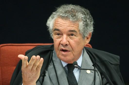 """Perplexo"", ministro Marco Aurélio Mello pede saída de Weintraub"
