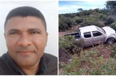 PI: Empresário morre em acidente na BR-020