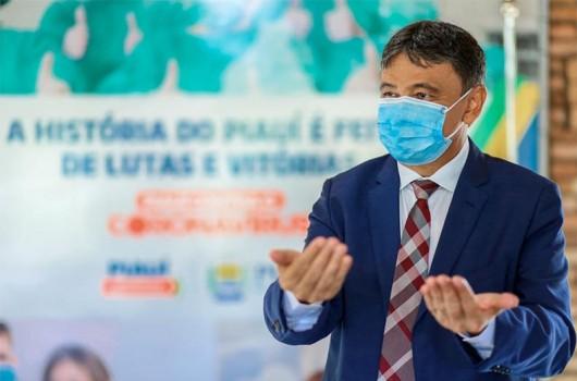 Governador descarta liberar grupo de risco e empresas seguirão protocolo