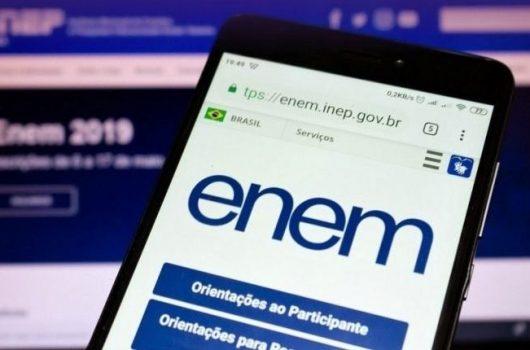 Inep dá novo prazo para pagamento de boletos do Enem 2020