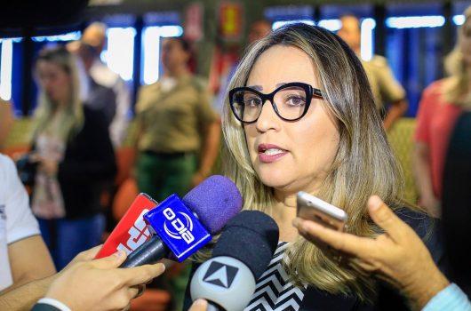 Rejane Dias apresenta projeto para prorrogar isenção da conta de luz