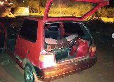 Picos: homem é preso acusado de furtar bateria de caminhão