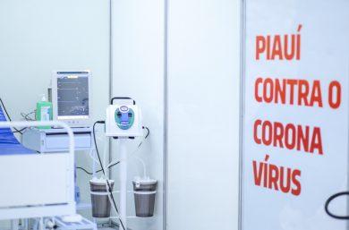 Média de mortes por Covid-19 no Piauí diminui, mas casos registram aumento