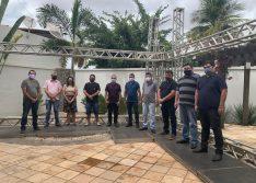 Vereadores reafirmam apoio à pré-candidatura de Araujinho
