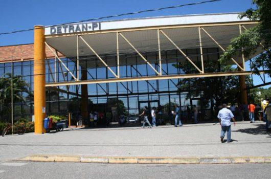 Detran retoma serviços por agendamento eletrônico no Piauí
