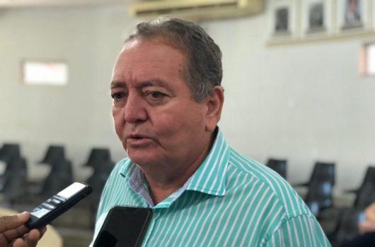 Júnior Santos é comunicado que será exonerado da Saúde
