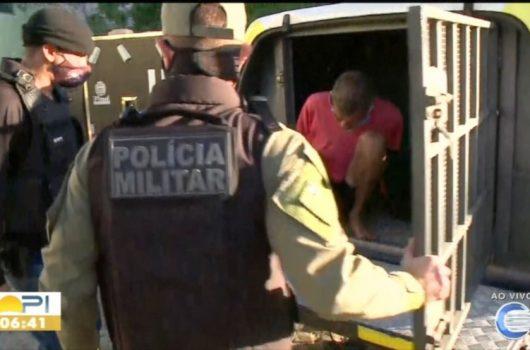 Polícia deflagra operação e cumpre 25 mandados de prisão no Piauí