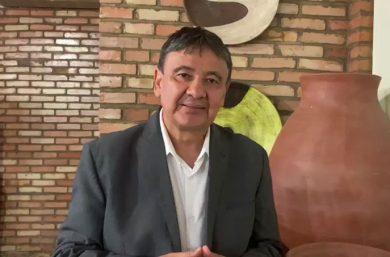 Wellington Dias diz que respeita decisão de Ciro Nogueira de deixar o governo