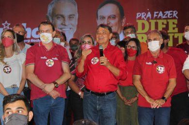 Ex-presidente Lula entra na campanha de Araujinho