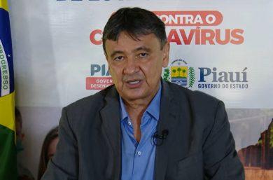 PI: W.Dias lamenta mortes por Covid e anuncia reforço nas fronteiras