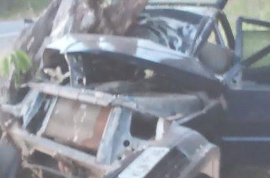 Grave colisão deixa três mortos e três feridos na BR-316 no Piauí
