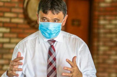 Wellington aciona governadores do Brasil para construção de um plano nacional de retomada da economia