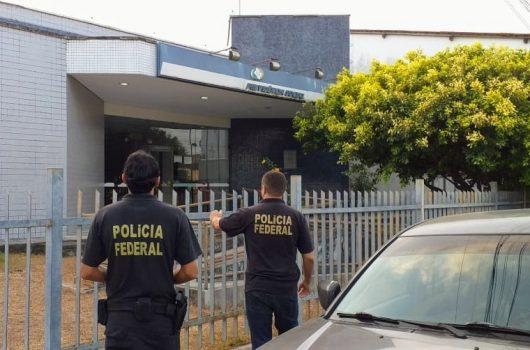 Operação da PF combate crimes contra o sistema previdenciário no PI e MA
