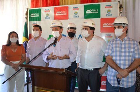 Wellington Dias anuncia conclusão do novo hospital de Picos em 2022