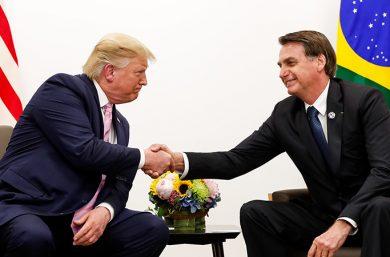 Brasil e Estados Unidos fecham pacote comercial
