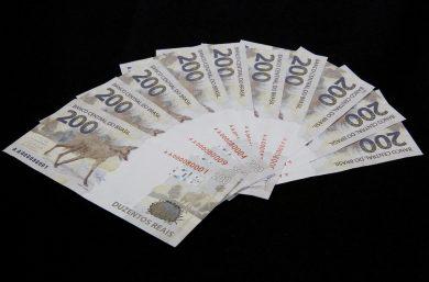 DPU exige que Banco Central retire cédulas de R$200 de circulação