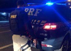Motociclista morre em colisão com caminhão na BR-316 em Picos