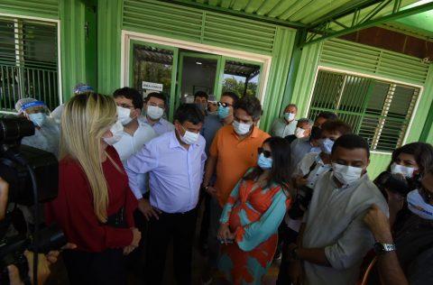 Hospital Justino Luz, de Picos, ganha mais 20 leitos de UTI