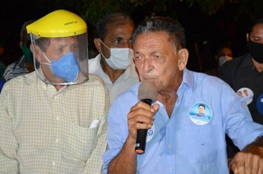 Zé Neri desiste de disputar cargo de vice-prefeito em Picos e filha assume vaga