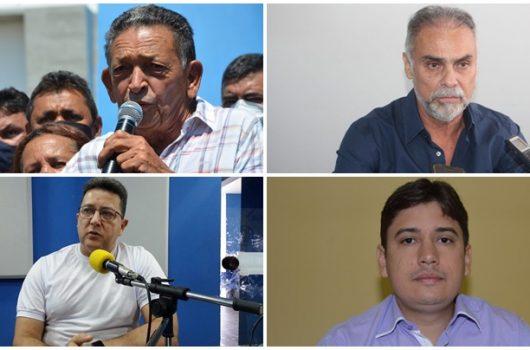 Pesquisa mostra empate técnico entre Gil e Araujinho na disputa pela prefeitura de Picos