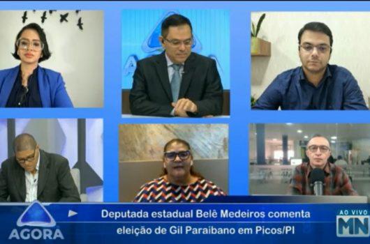 Apesar de apoio, Gil Paraibano não prometeu nada ao Padre Walmir, diz Belê Medeiros