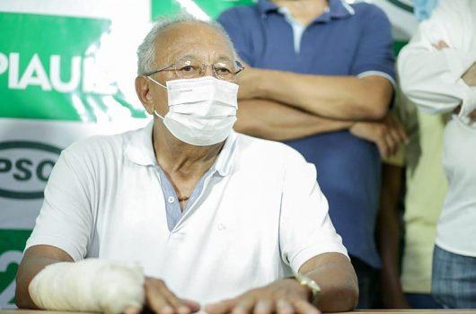 Dr. Pessoa (MDB) derrota hegemonia tucana e é eleito prefeito de Teresina