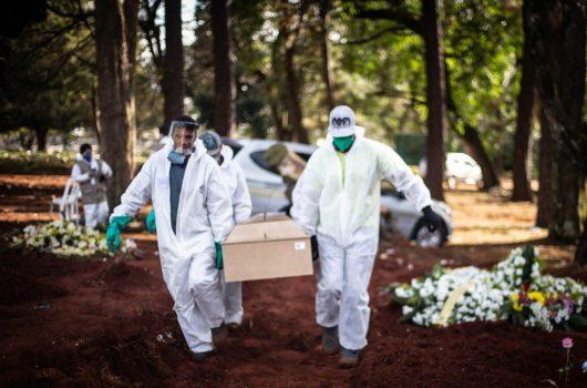 Piauí registra 6 mortes e 511 casos de covid-19 em 24 horas
