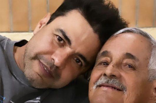 Pai de Zezé di Camargo e Luciano morre aos 83 anos