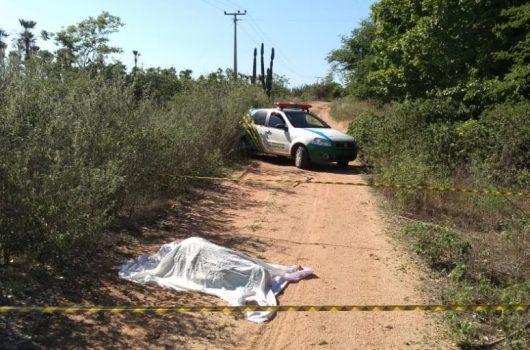 Patos do Piauí: corpo é encontrado com nove perfurações de balas