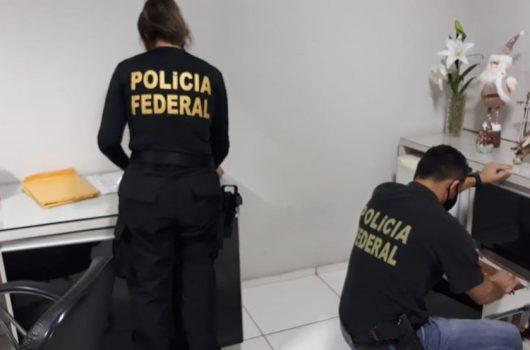 PF investiga transporte irregular de eleitores para beneficiar candidato a vereador em Teresina