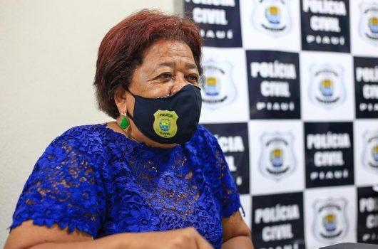 PI: delegada Vilma Alves pede prisão de enfermeiro acusado de estupro