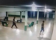 Dupla invade escola e furta alimentos e material de limpeza em Picos