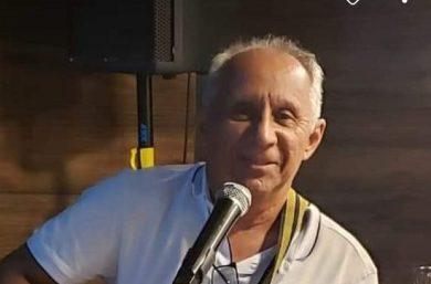 Professor e artista plástico Luís Campos morre aos 58 anos, vítima de Covid-19