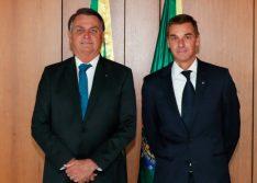 Jair Bolsonaro demite presidente do Banco do Brasil