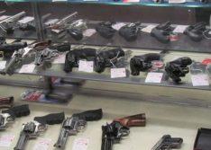Registro de novas armas de fogo no Piauí cresce 272%