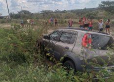 Acidente entre carro e motocicleta deixa vítima fatal em Jaicós
