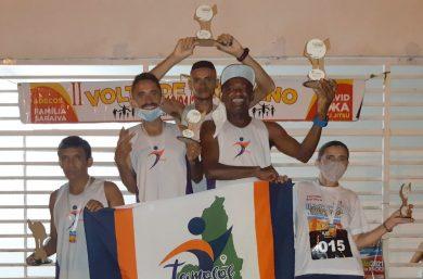 Atletas de Picos são destaque na II Volta Floriano