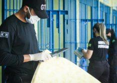 Secretaria de Justiça encontra 22 celulares durante operações em presídios do Piauí