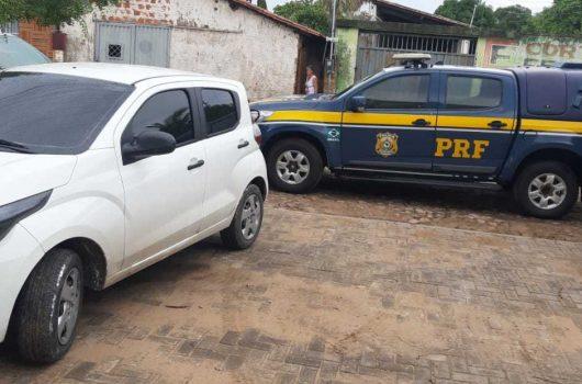 Assaltante de bancos é preso por tráfico de drogas na BR 343 no Norte do Piauí