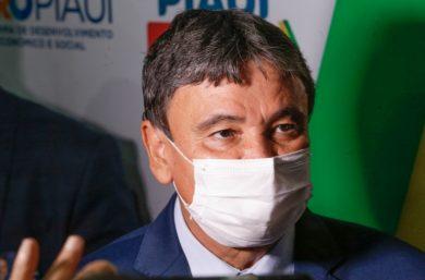 """""""Não pactuamos com qualquer ato de corrupção"""" diz Wellington Dias"""