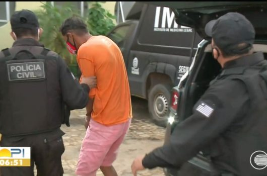 Operação cumpre mandados de prisão contra tráfico, estupro e homicídio em Teresina
