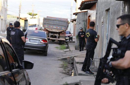 Polícia Civil deflagra Operação Impacto IV e cumpre mandados em todo o Piauí