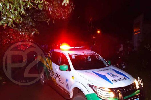 Homem é executado com 5 tiros na cabeça após sair de bar no Piauí