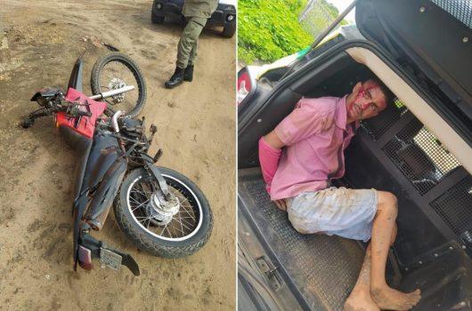 Criminosos assaltam correspondente do Bradesco no Piauí e na fuga sofrem acidente