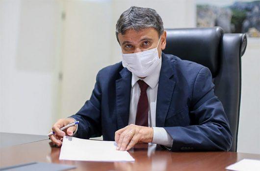 Governador anuncia toque de recolher e lockdown parcial no fim de semana no Piauí
