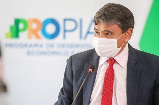 Wellington Dias comemora decisão do STF que permite importação de vacinas por estados