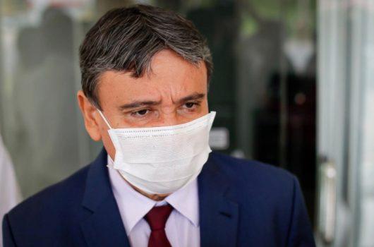 Piauí não pode mais receber pacientes de outros estados, diz Wellington Dias