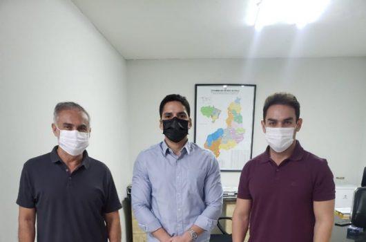 Araujinho agiliza investimentos do PRO Piauí para Picos