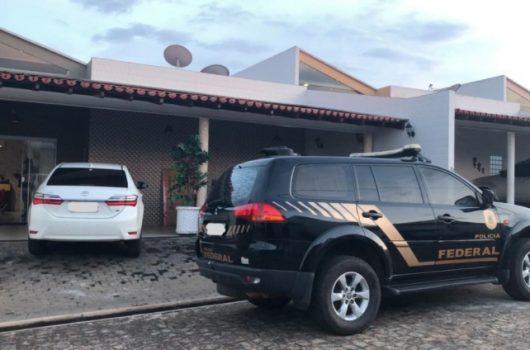 Covidão: PF deflagra Operação Reagente II em 4 municípios do Piauí