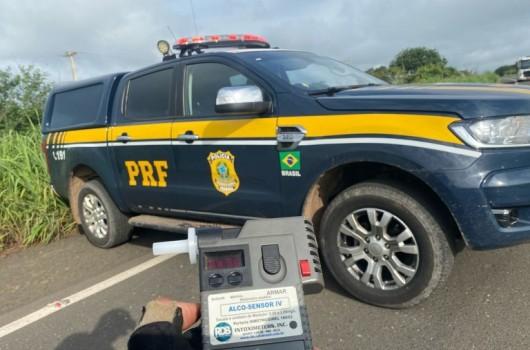 Piauí tem aumento de 21,1% no número de presos por dirigir sob efeito de álcool em BRs